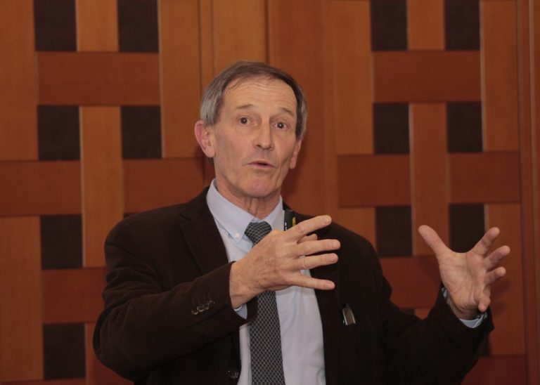 Leopold Demiddeleer on Industry-University Partnerships