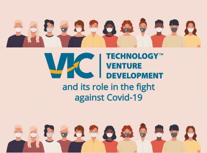Spotlight on: VIC Technology Venture Development portfolio companies and pipeline technologies with Covid-19 impact