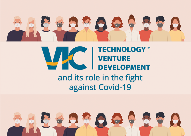 Spotlight on: VIC Technology Venture Development portfolio companies and pipeline technologies with Covid-19 impact