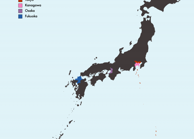 4 cities in Japan to watch for innovation in 2021 and beyond